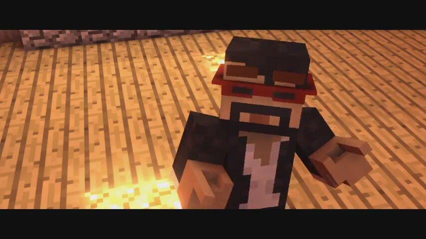 Revenge - MineCraft Parody on Vimeo