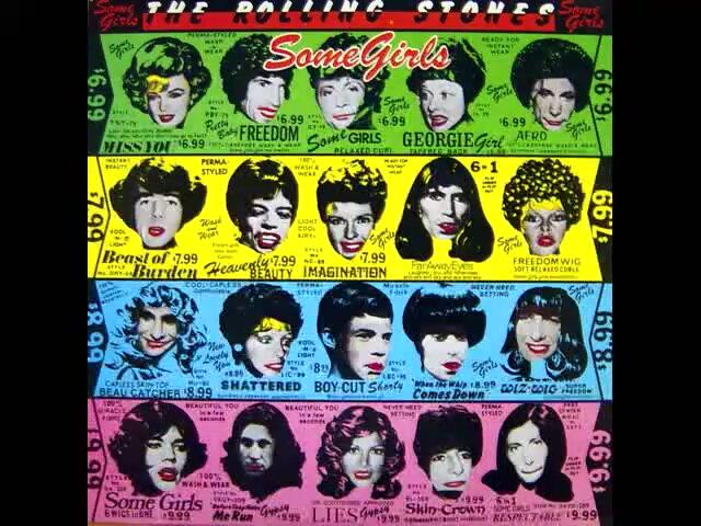 Rolling Stones: Some Girls 1978 (c) Rolling Stones. Регистрация. Запросит