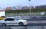 BMW M3 Turbo vs Corvette Z06