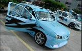 fiat palio drag drift modifiye tuning apex