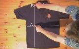 İki Saniyede Tişört Nasıl Katlanır?