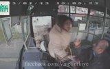 Sahte Savcıya Haddi Bildiren Halk Otobüsü Şoförü