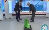 Yaşar Nuri Öztürk Golf Oynadı