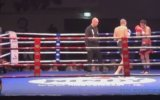 Sherkan Momand Vs Leroy Nortan Kickbox Turnuvası