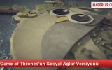 Game of Thrones'un Sosyal Ağlar Versiyonu