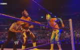 Full-length Match - Smackdown - Sin Cara Vs. Sin Cara - Mask Vs. Mask Match