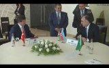 Türkiye, Azerbaycan ve Türkmenistan Dışişleri Bakanları Üçlü Toplantısı - BAKÜ