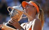 Maria Sharapova - Simona Halep 2014 Fransa Açık Bayanlar Finali Özeti