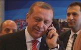 Başbakan Erdoğan - Telefon Görüşmesi - İstanbul
