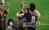 Galatasaray - Fenerbahçe Kupa Finali Penaltılar Türkçe Spiker