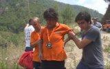 Alanya'da safari kazası: 12 yaralı - ANTALYA