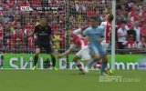 Arsenal 3-0 Manchester City Maç Özeti (10.08.2014)