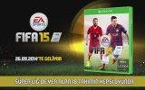 FIFA 15 Türkiye Kapak Yıldızı - Arda Turan
