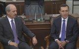 İşler, Başbakan Yardımcılığı görevini Numan Kurtulmuş'a devretti (1) - ANKARA