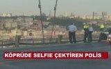 Polisten İntihar Selfiesi