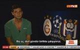 Galatasaray - Anderlecht Maçı Öncesi Dzemaili Röportajı