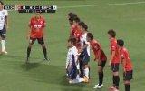 Japon Futbolculardan İlginç Frikik Taktiği! view on izlesene.com tube online.