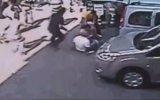 Bursa'da İki Pitbullun Yaşlı Adama Saldırması