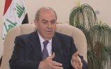 Irak Cumhurbaşkanı Yardımcısı Allavi - BAĞDAT