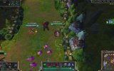 League Of Legends Ranked Game - 1 Morgana Support (Destek) Oynanışı