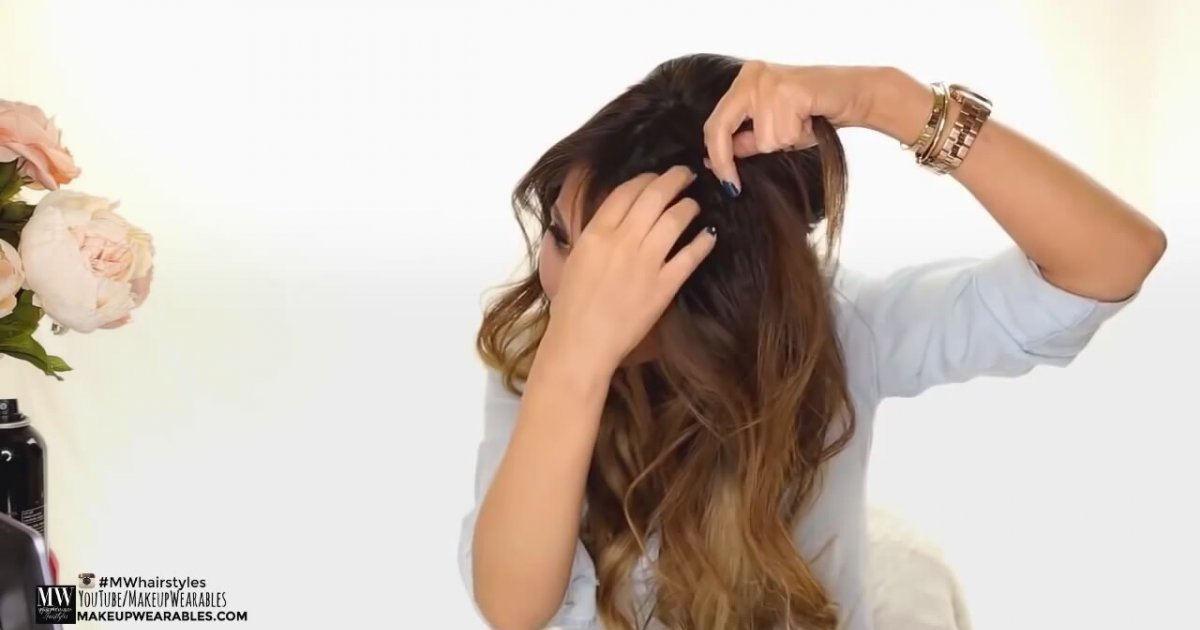 Hairstyle Hair For Greasy Days additionally Hairstyle Hair For Greasy ...