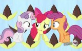 Babs Seed - MLP FiM - The CMC (song+mp3+lyrics)  [real HD]