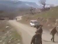 Asker Kamerasından PKK İle Çatışma Anı