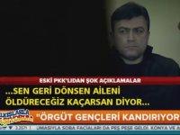 Teslim Olan PKK'lının Her Şeyi Anlattığı İtirafları
