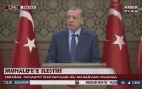 Erdoğan'ın Kılıçdaroğlu'na Siyasi Sapık Demesi