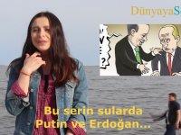 Erdoğan ve Putin Boğuluyor Olsa İlk Kimi Kurtarırdınız?
